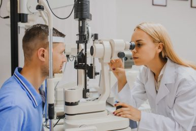 MBO-opleiding Opticien